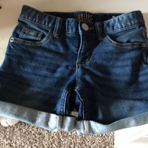 I am selling a jean short